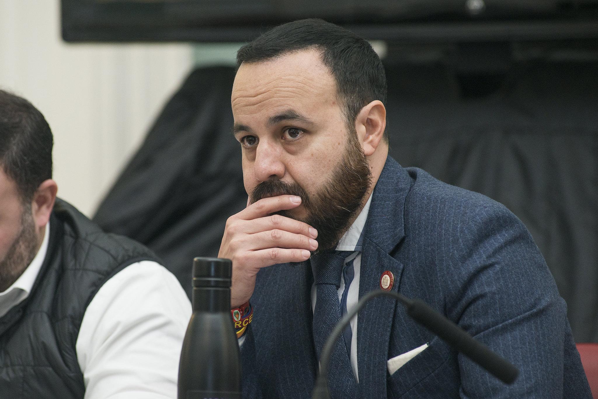 New York City Councilmember Francisco Moya