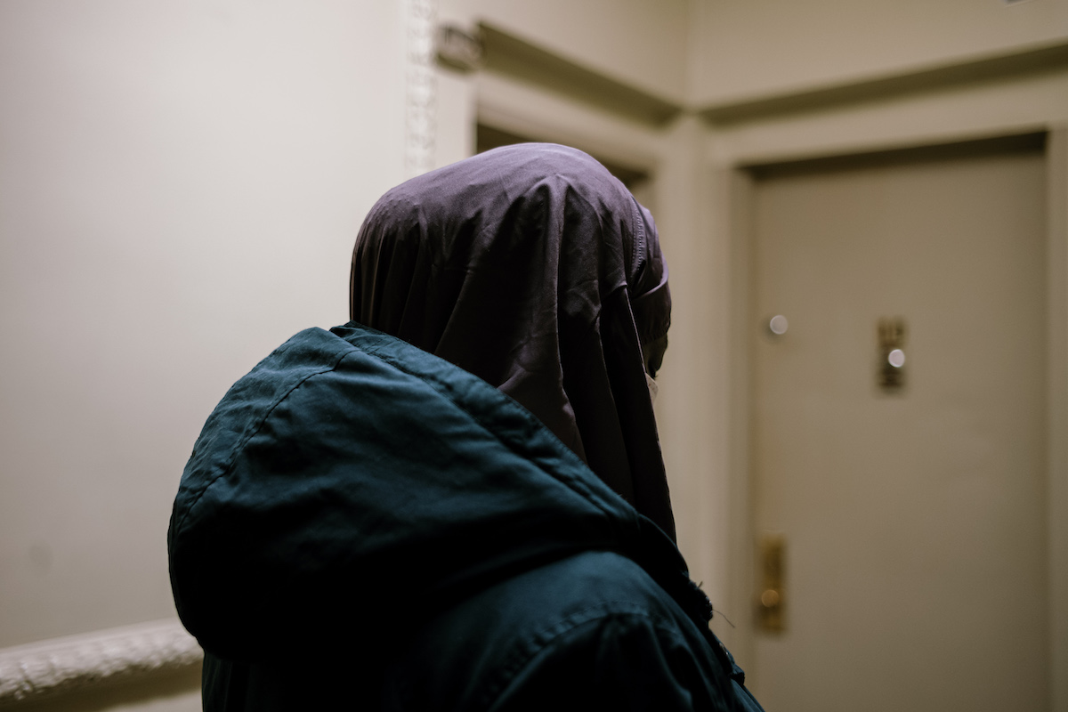 Fatma was undocumented when she was arrested by the FBI. Credit: Scott Heins for Documented