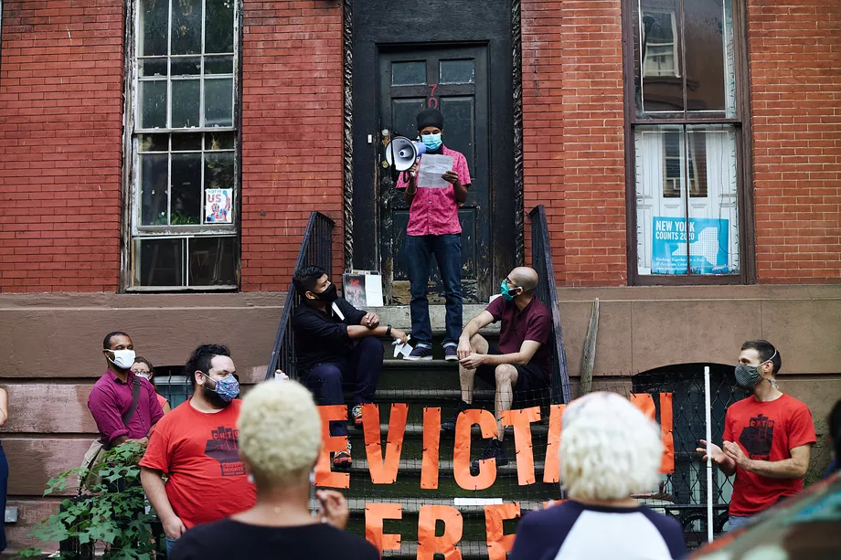 New York's New Eviction Moratorium Protections Are Not Automatic. Here's What You Need to Do