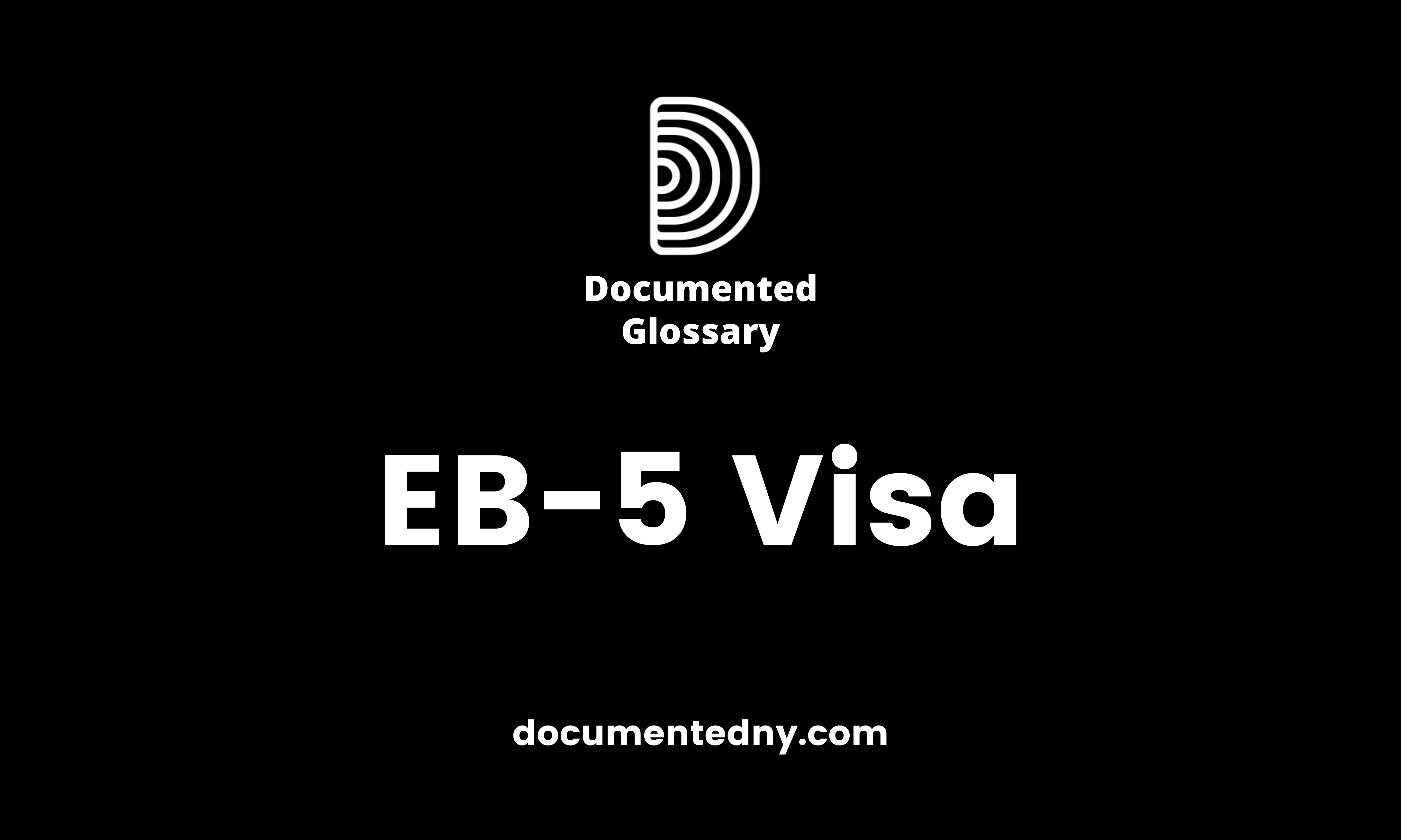 Investing the US can get you a EB-5 visa