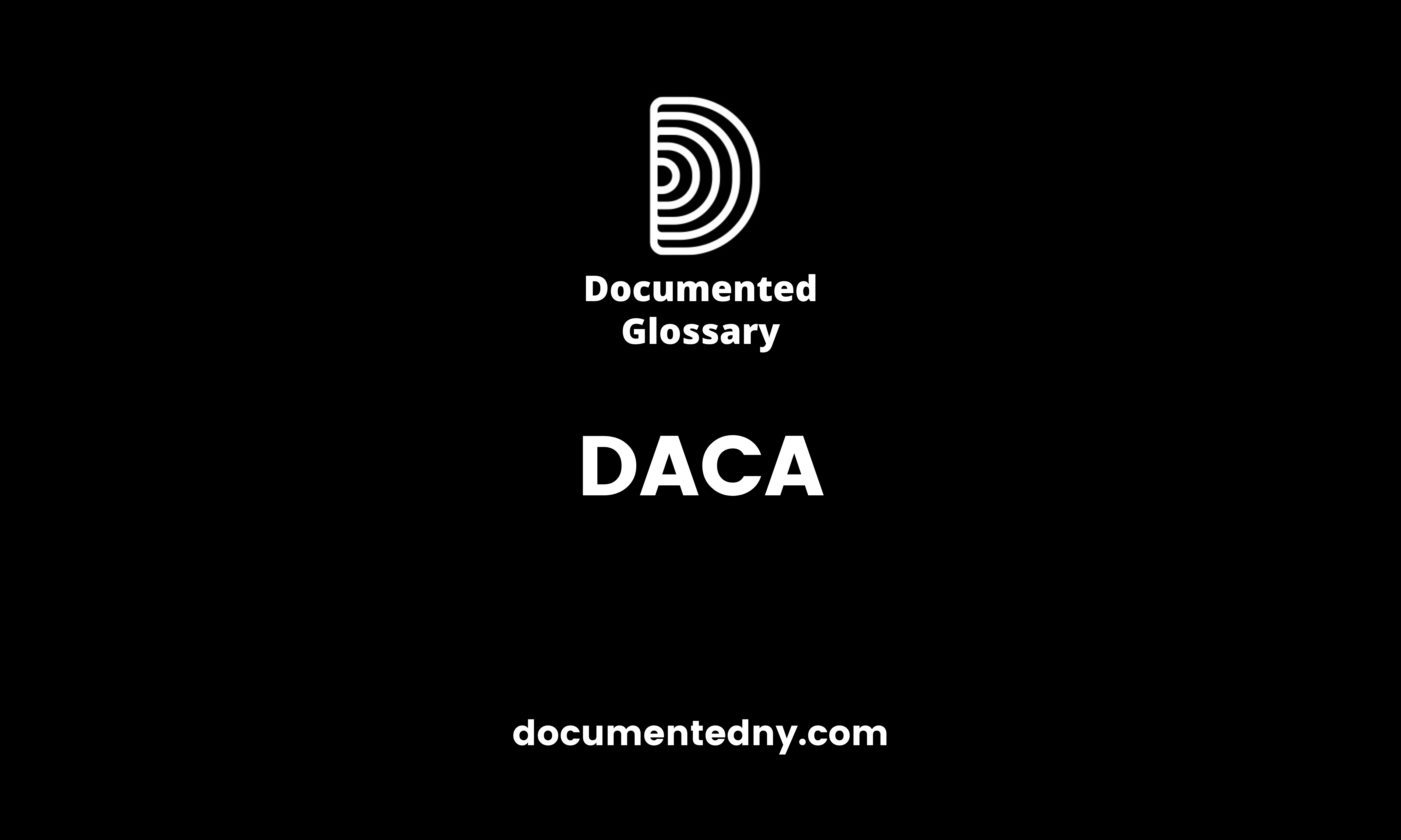 Here is a simple guide recompiling the latest developments on the legislation regarding the DACA program