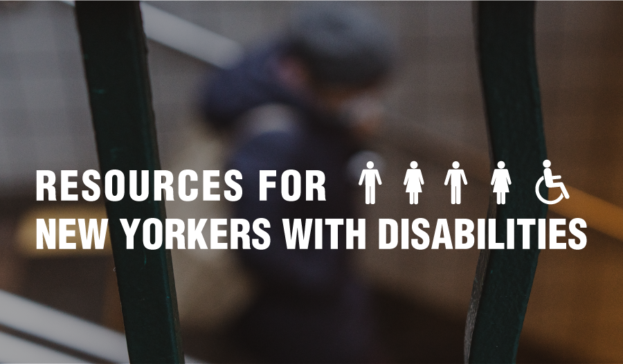 Resources for New Yorkers with Disabilities