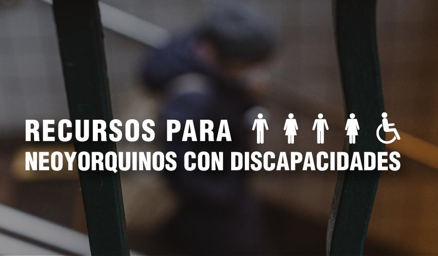 Lista de organizaciones que entregan servicios para inmigrantes con discapacidades