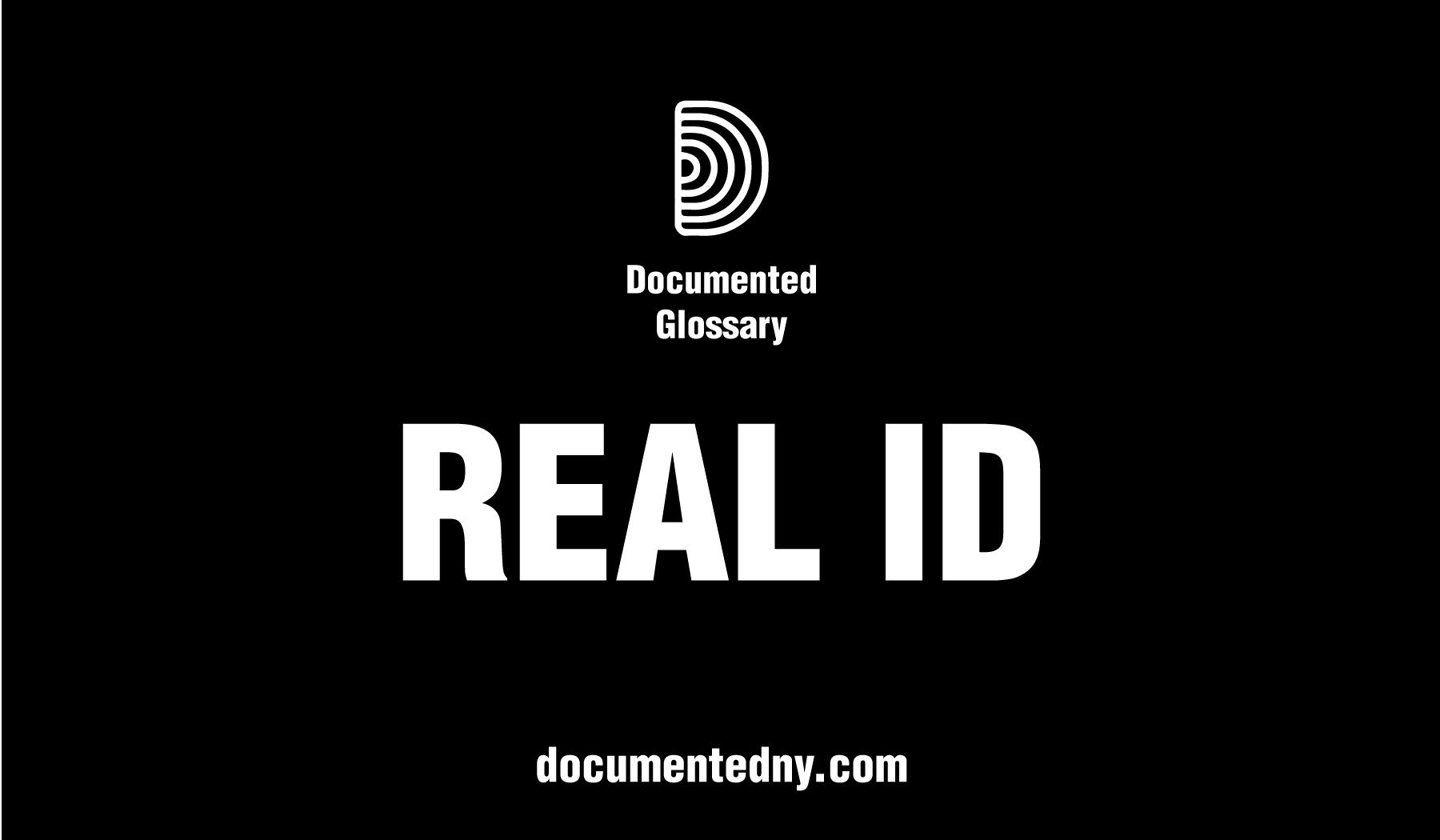 A Real ID is a DMV issued driver's license, learner permit or non-driver ID that is federally compliant, and will be required after May 2023 to board domestic flights or enter federal buildings.