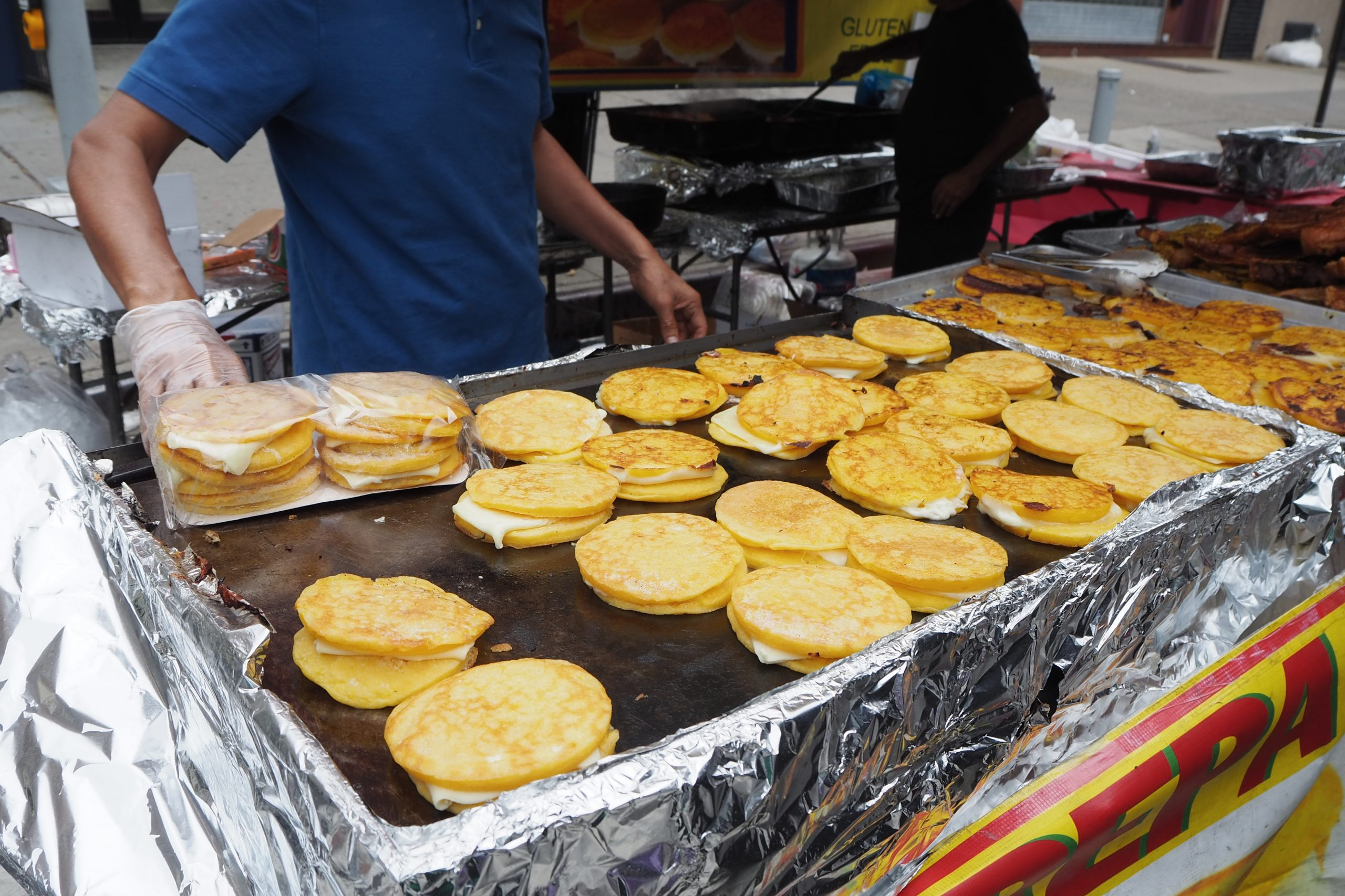 In order to sell, lease or offer services in public spaces in NYC, you will need a General Vendor License to sell merchandise, or a Mobile Food Vending (MFV) Permit and license to sell food.