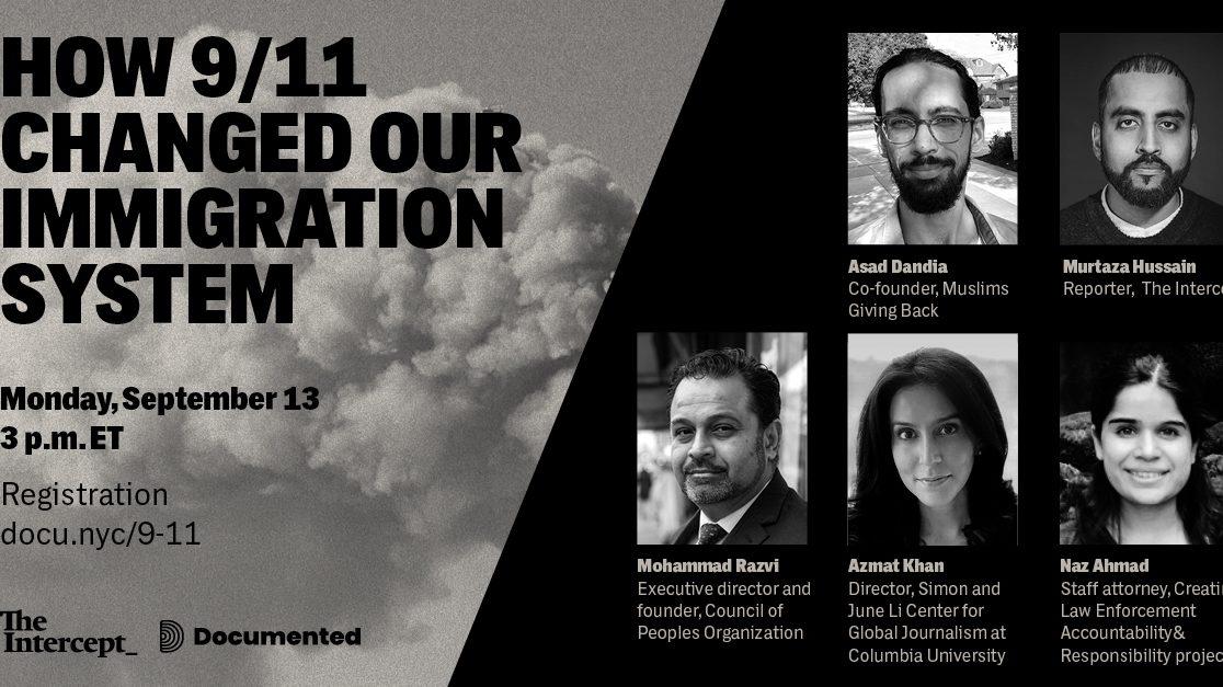 9/11 Immigration